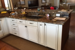 Kitchen renovation Seminole bourgoing construction 2