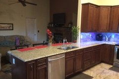 Kitchen revnovation Palm Harbor bourgoing construction