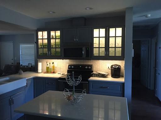 New Kitchen in Seminole Florida
