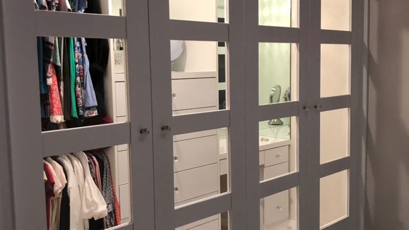 Beautiful Closet in Belleair Bluffs