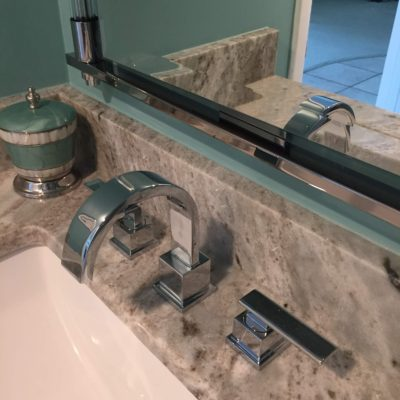 Beautiful Bathroom Remodel on Sand Key Beach